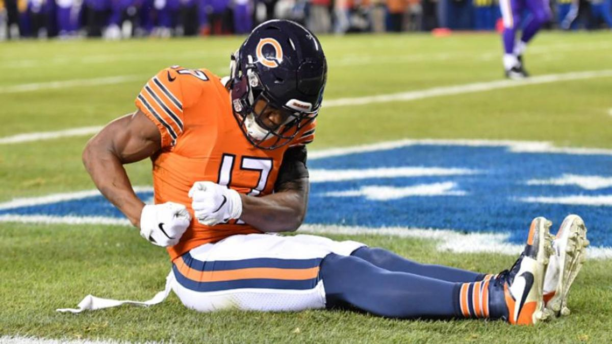 Houston Texans Trade For Chicago Bears WR Anthony Miller; Competition In Slot - Sports ...