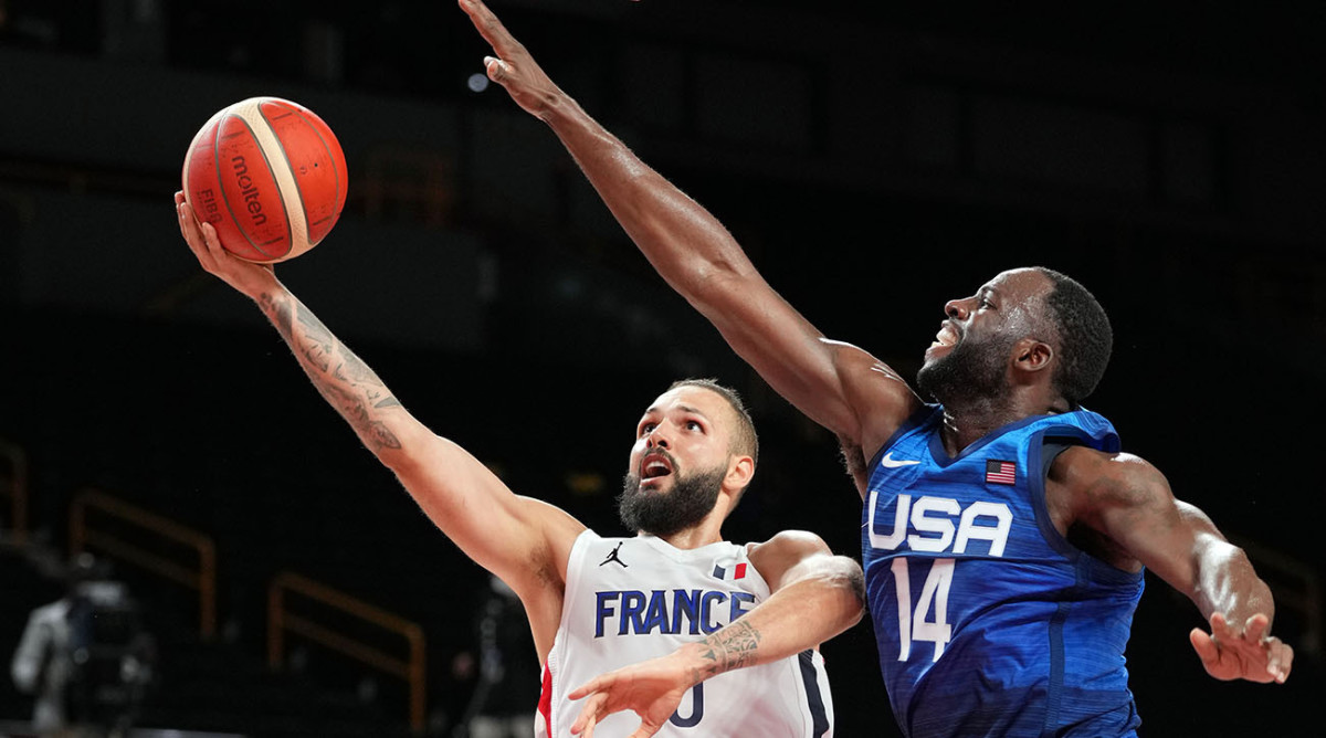 Team USA's Loss to France Shows Roadblocks to Gold Medal