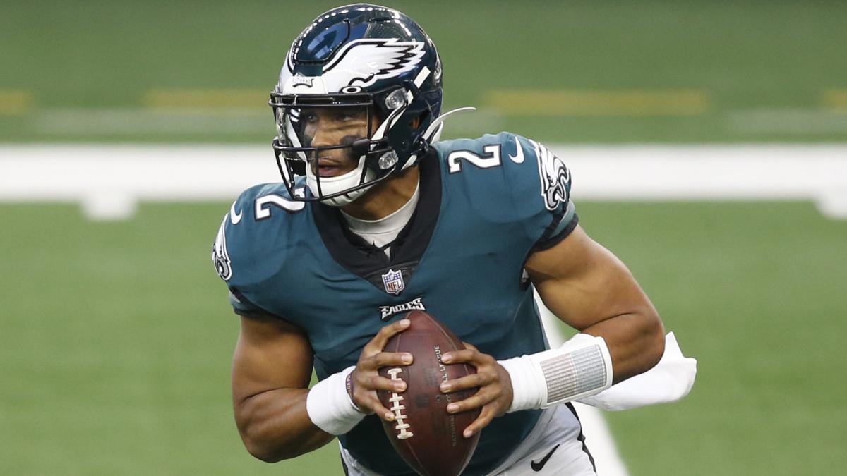 Philadelphia Eagles Jalen Hurts