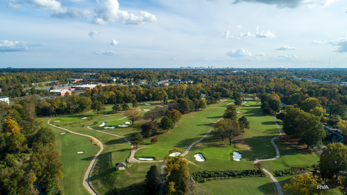 Belmont Golf Course, once known as Hermitage Country Club, hosted the 1949 PGA Championship that was won by Virginia native Sam Snead.