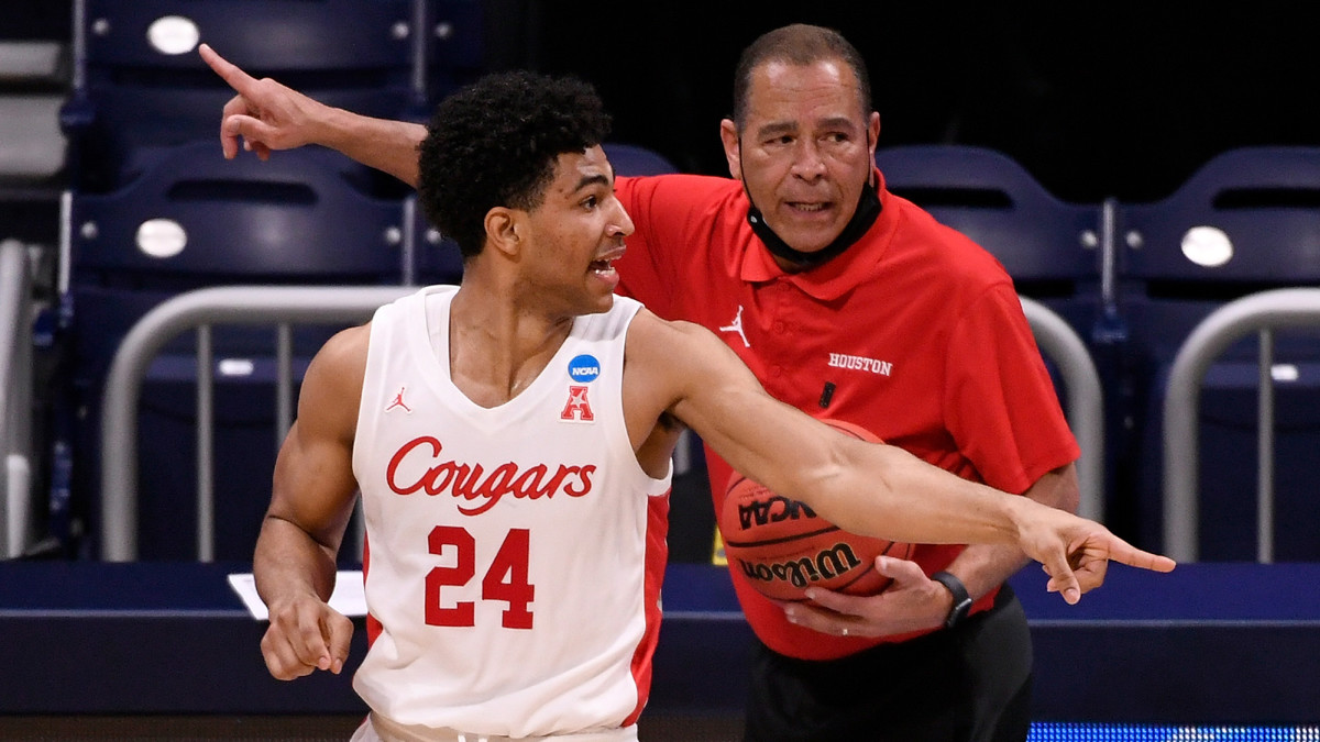 Under Sampson, Grimes developed his all-around game, including rebounding and defense.