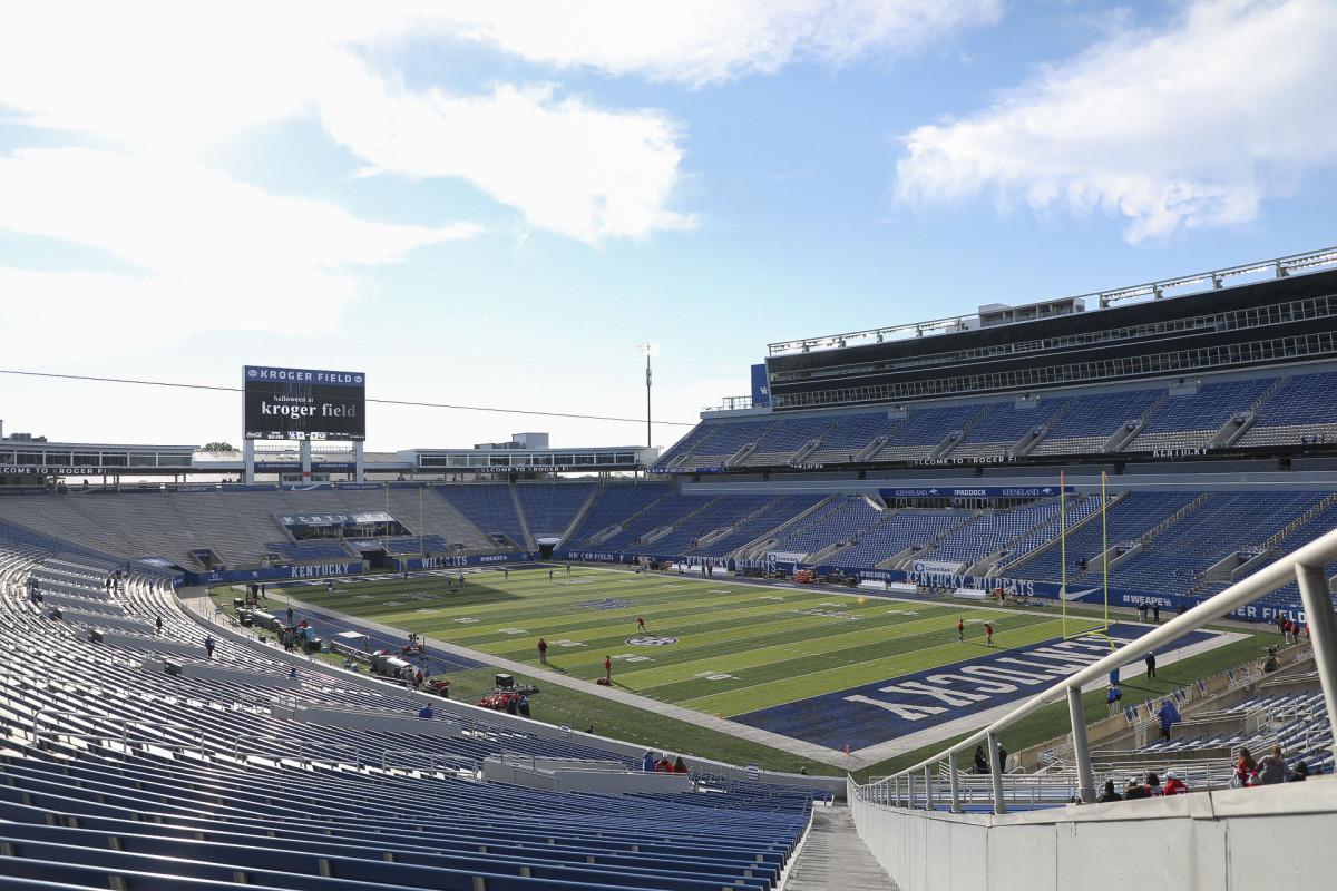 Kentucky Wildcats Stadium (Kroger Field)