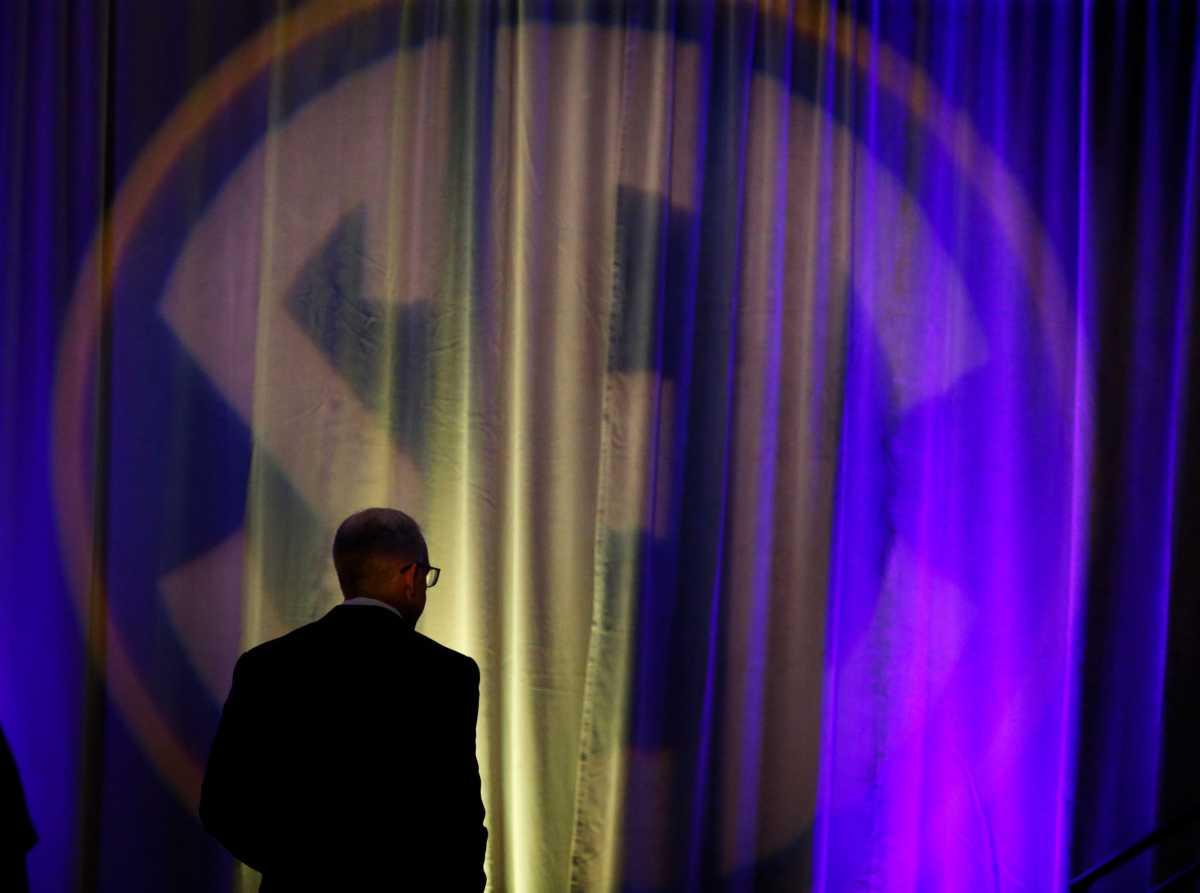 SEC commissioner Greg Sankey at SEC Media Days