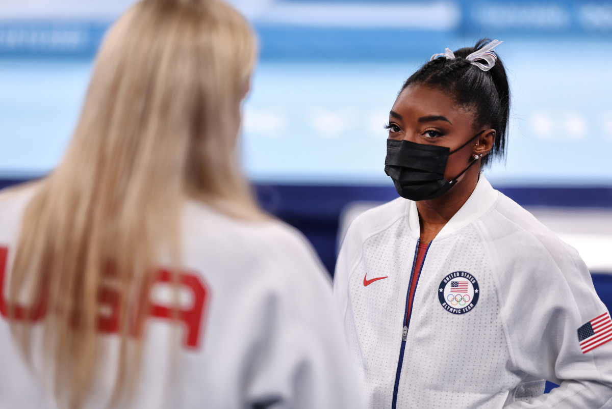 Biles's decision to withdraw from Olympic events spurred a renewed discussion on mental health in gymnastics.