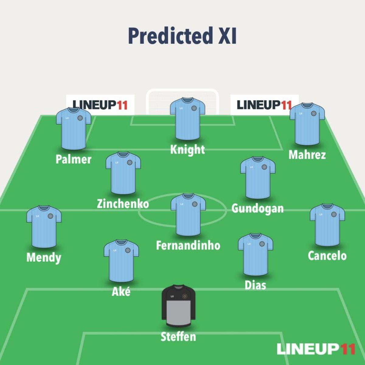 Ilkay Gundogan And Oleksandr Zinchenko To Return Predicted Team Manchester City Vs Barnsley Pre Season Sports Illustrated Manchester City News Analysis And More