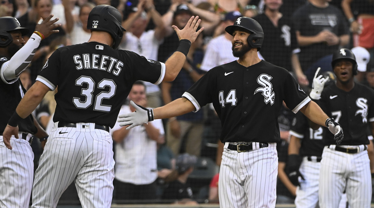 Seby Zavala: White Sox C hits first three career homers in same game -  Sports Illustrated
