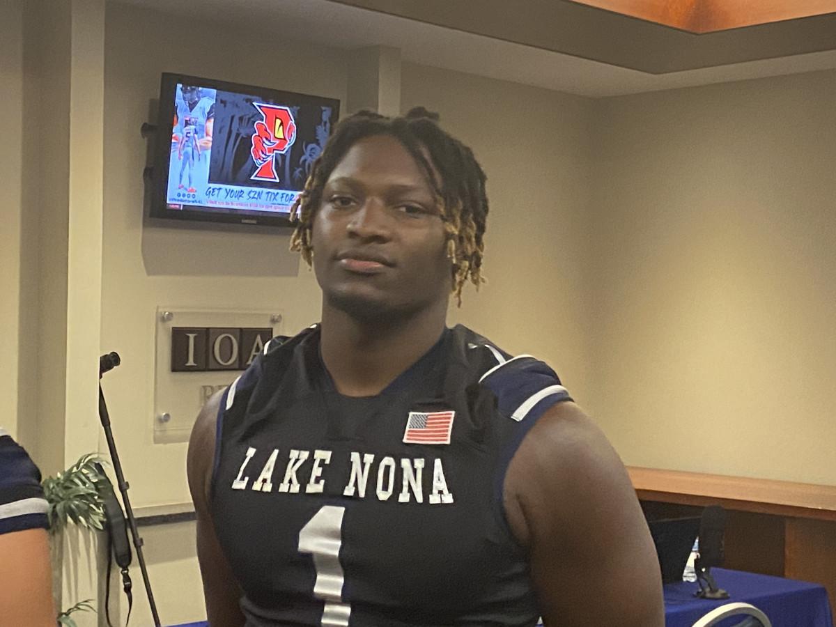 Zane Durant, Lake Nona - Penn State Commitment