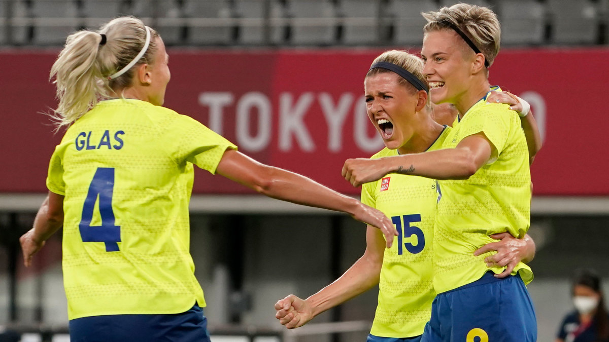 Sweden will play for gold at the Olympics