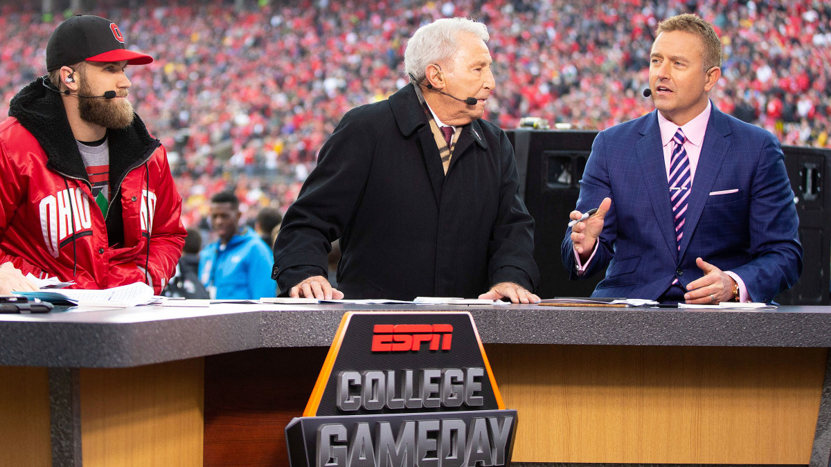 College GameDay set in 2018