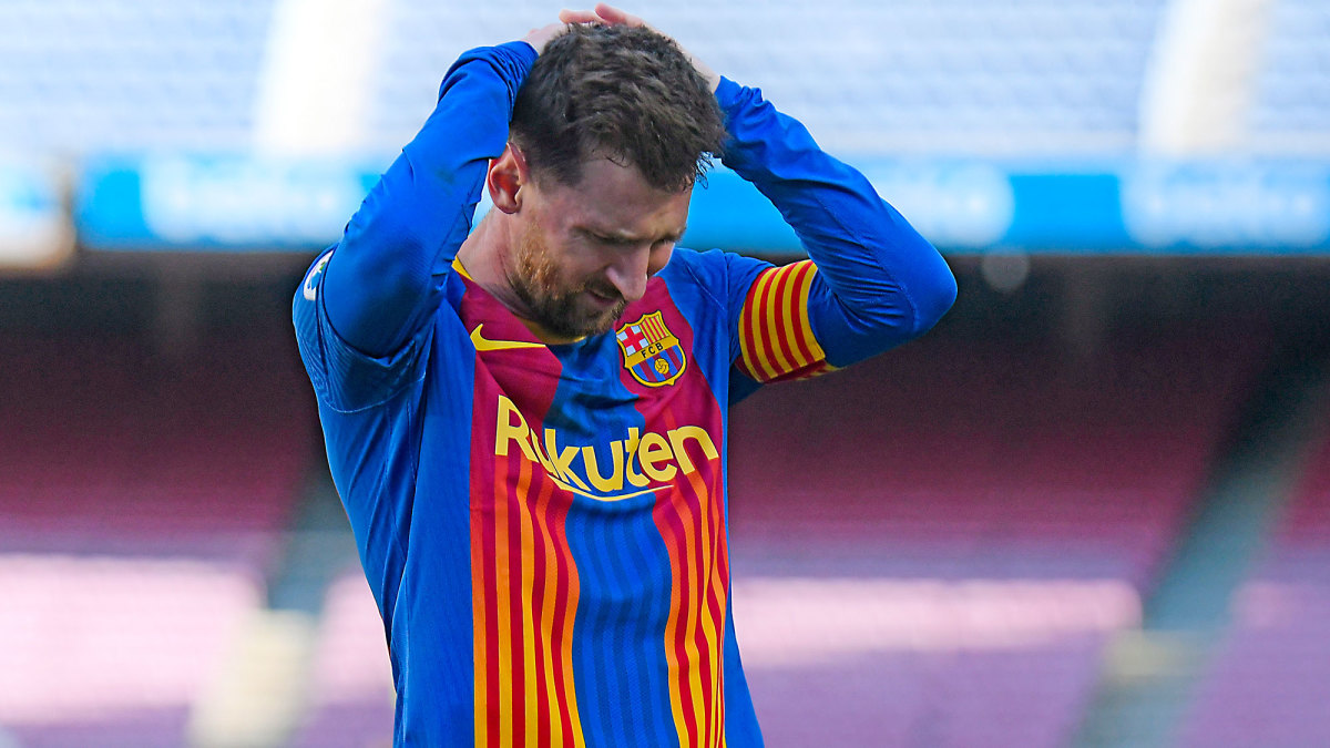 Lionel Messi won't be returning to Barcelona