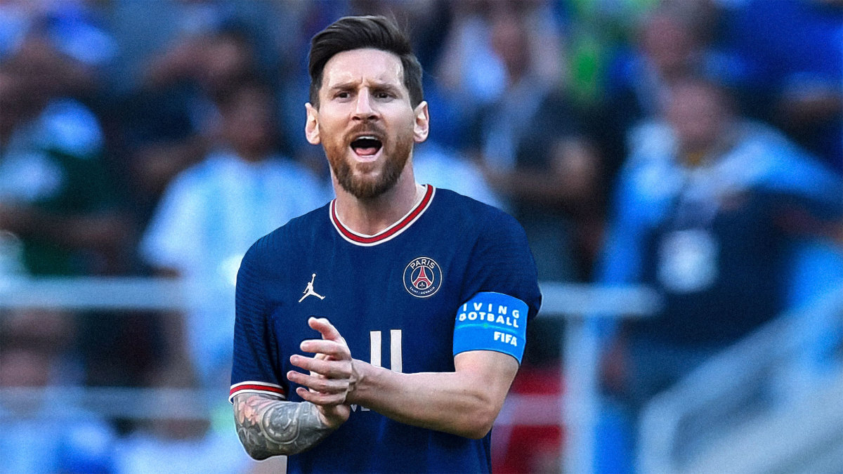 Messi to PSG: Ex-Barcelona star signs to join Neymar, Mbappé - Sports  Illustrated