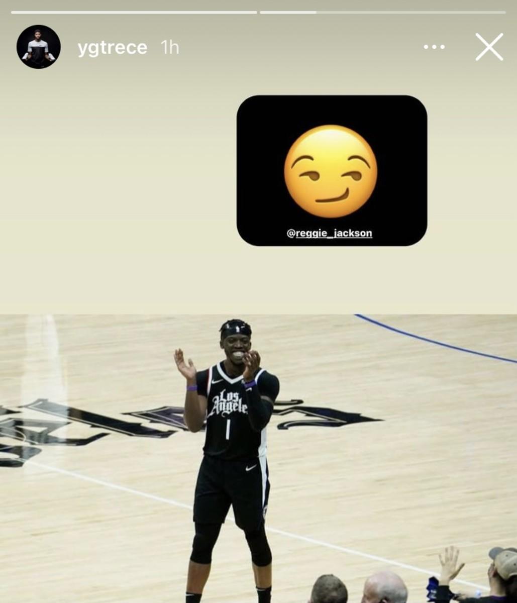 Via @ygtrece on Instagram