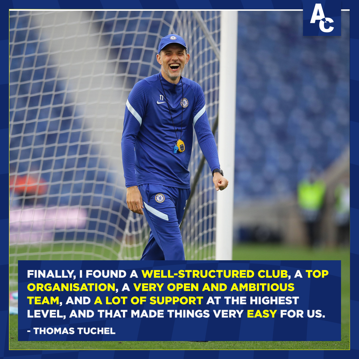 Chelsea boss Thomas Tuchel has answered several questions ahead of the UEFA  Super Cup clash with Villarreal including why he has been so successful at  Stamford Bridge so far. - Sports Illustrated