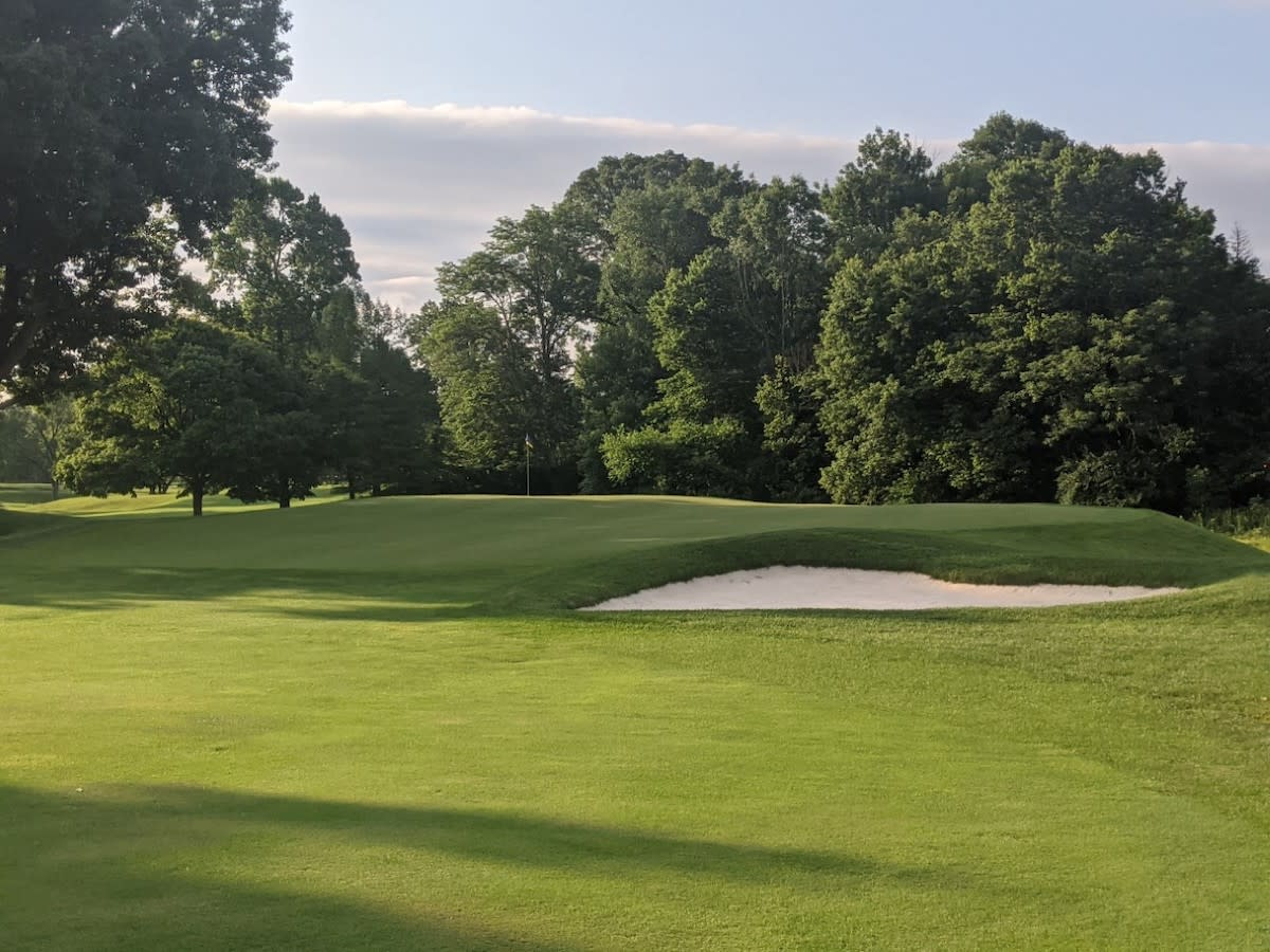 According to the Donald Ross Society, Broadmoor Country Club in Indianapolis, Ind., is one of 72 courses celebrating Donald Ross centennials between 2020 and 2023.