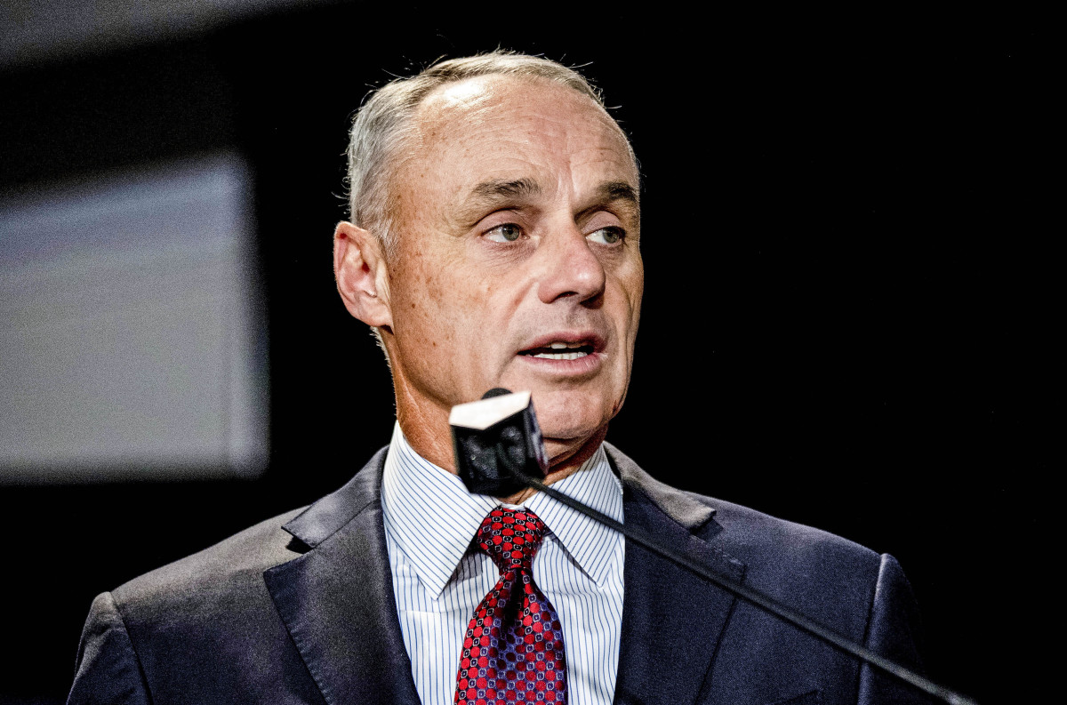 Manfred has encouraged teams to do more to protect fans—and in doing so may have inadvertently opened a legal door for suits against clubs and MLB.