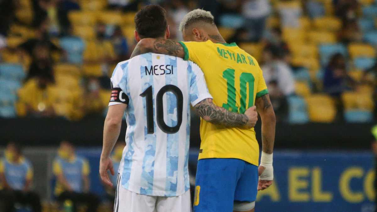 Lionel Messi and Neymar will team up again at PSG