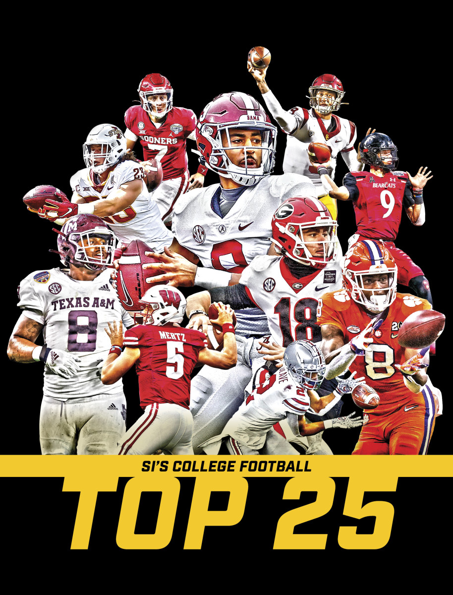 Sports Illustrated's CFB Top 25