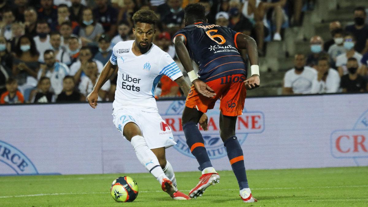 USMNT's Konrad de la Fuente playing for Marseille