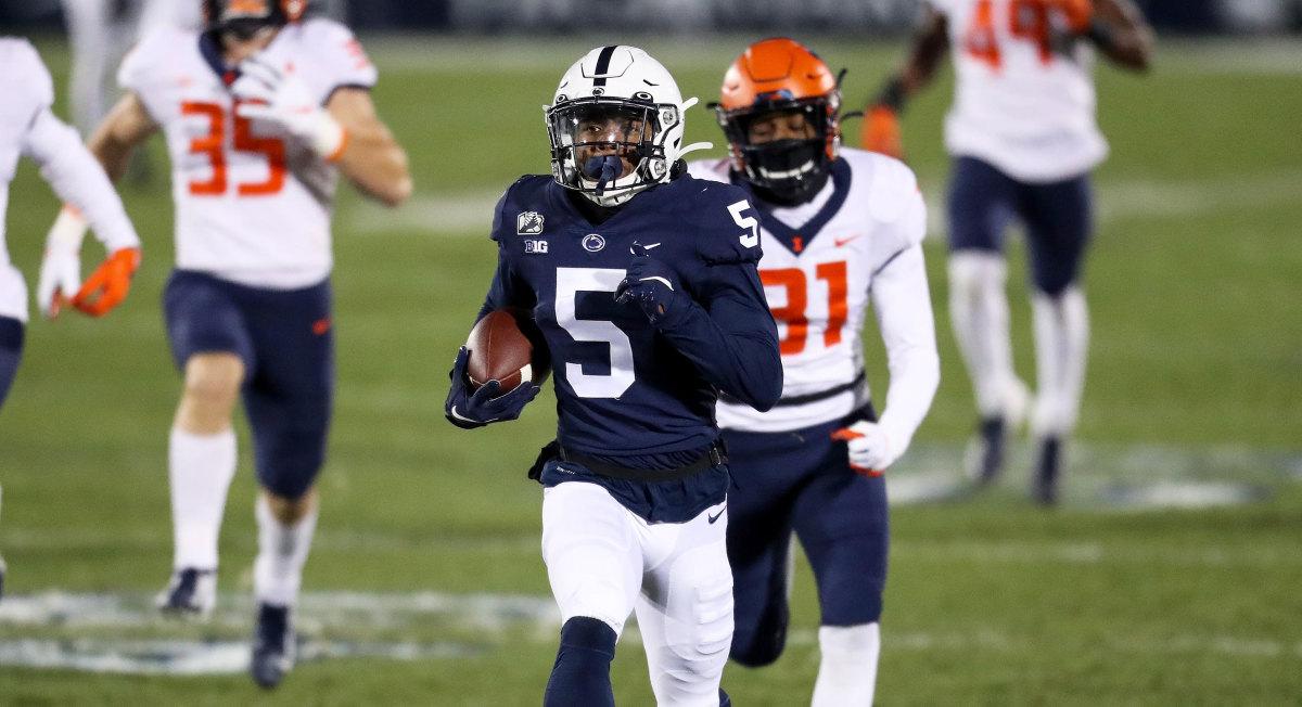 Penn State's Jahan Dotson