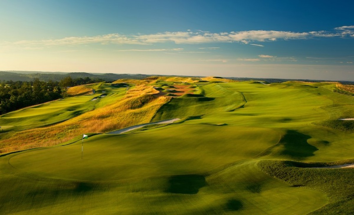 French Lick Resort looks ready for the big time. Would the USGA consider it?