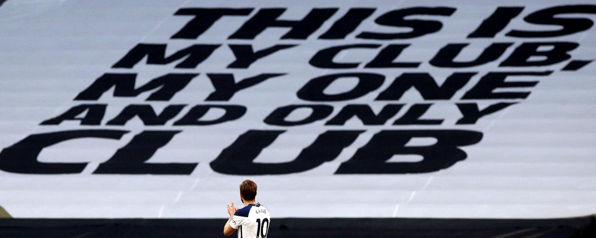 Harry Kane wants to leave Tottenham