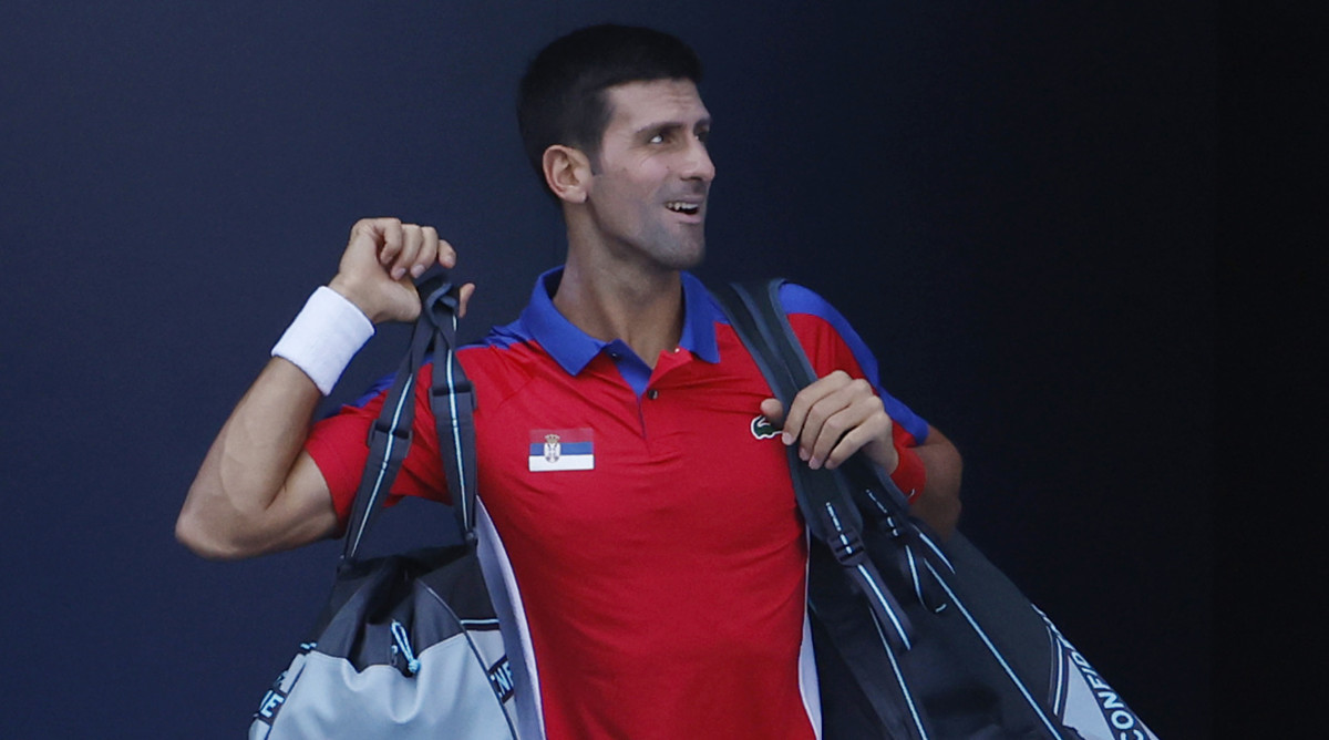 2021 US Open: Federer fuera, lesión en el pie de Nadal, calendario Slam de Djokovic