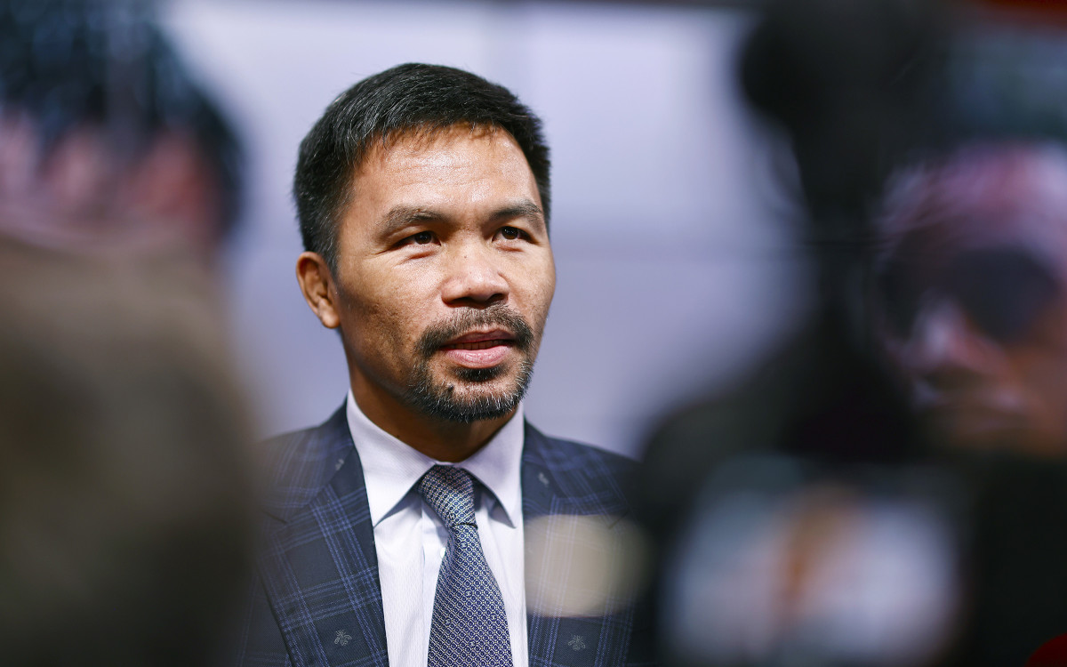 Manny Pacquiao's war of words with Rodrigo Duterte escalated this summer.