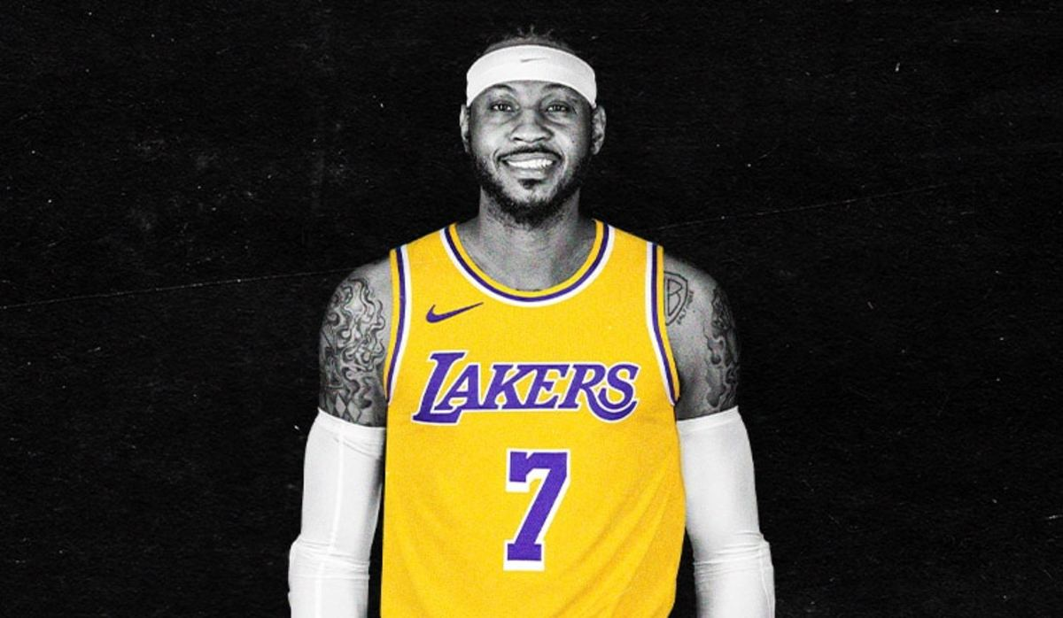 Lakers' LeBron James Influence Takes Carmelo Anthony Away from ...