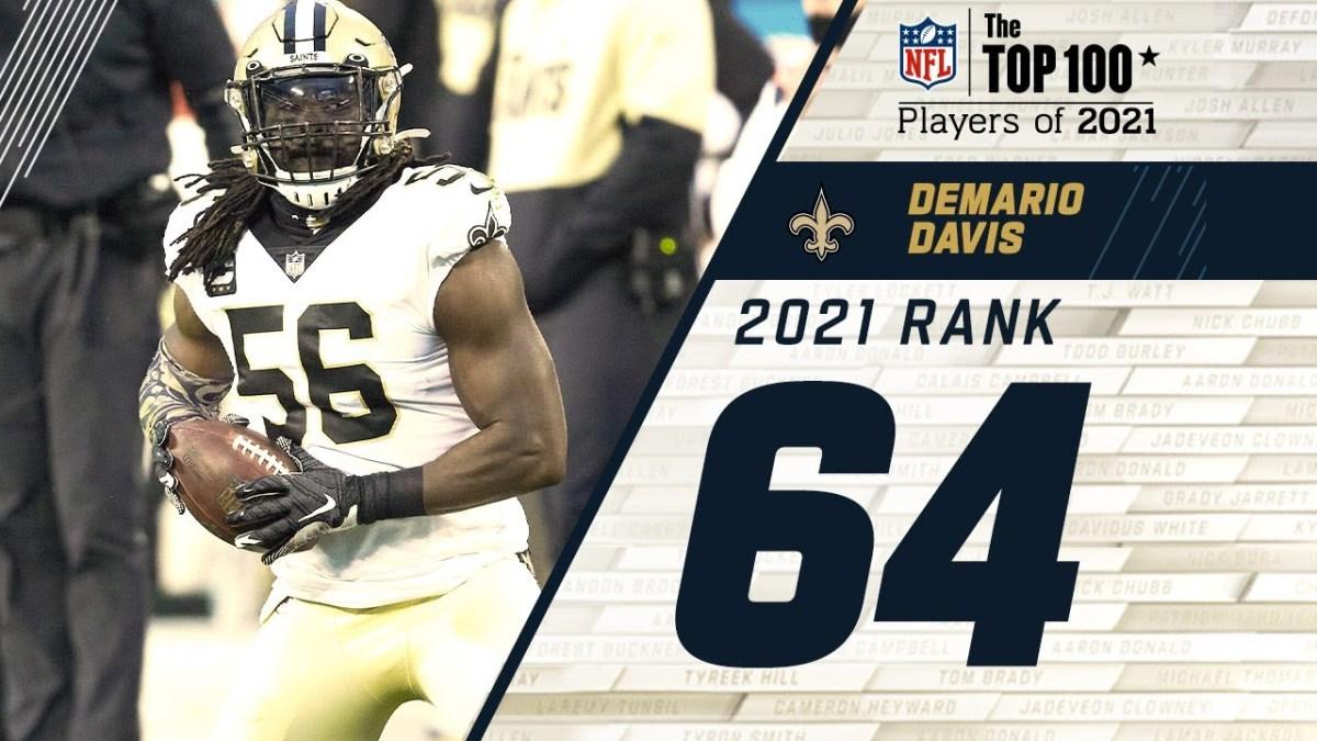 LB Demario Davis - #64 in Top 100