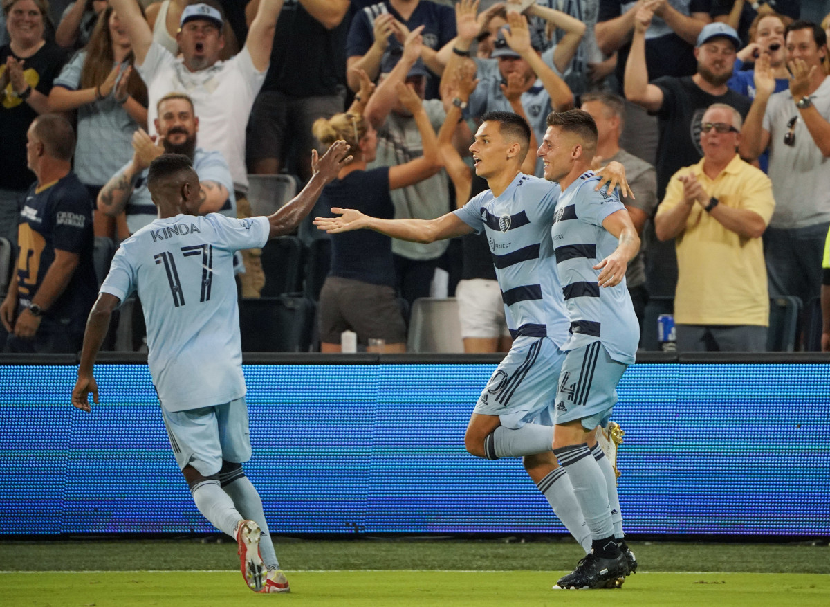 How to Watch Sporting Kansas City at Minnesota United FC