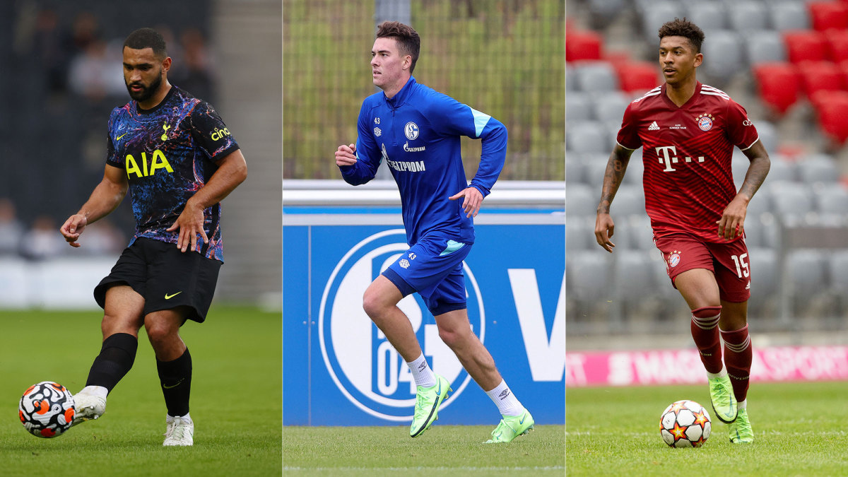 USA's Cameron Carter-Vickers, Matthew Hoppe and Chris Richards could all be on the move this summer