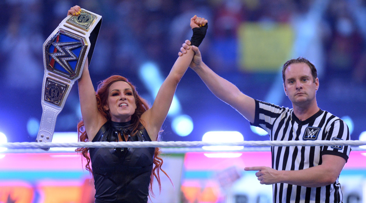 Becky Lynch Makes Bold Statement After WWE's UK Tour Completion 1