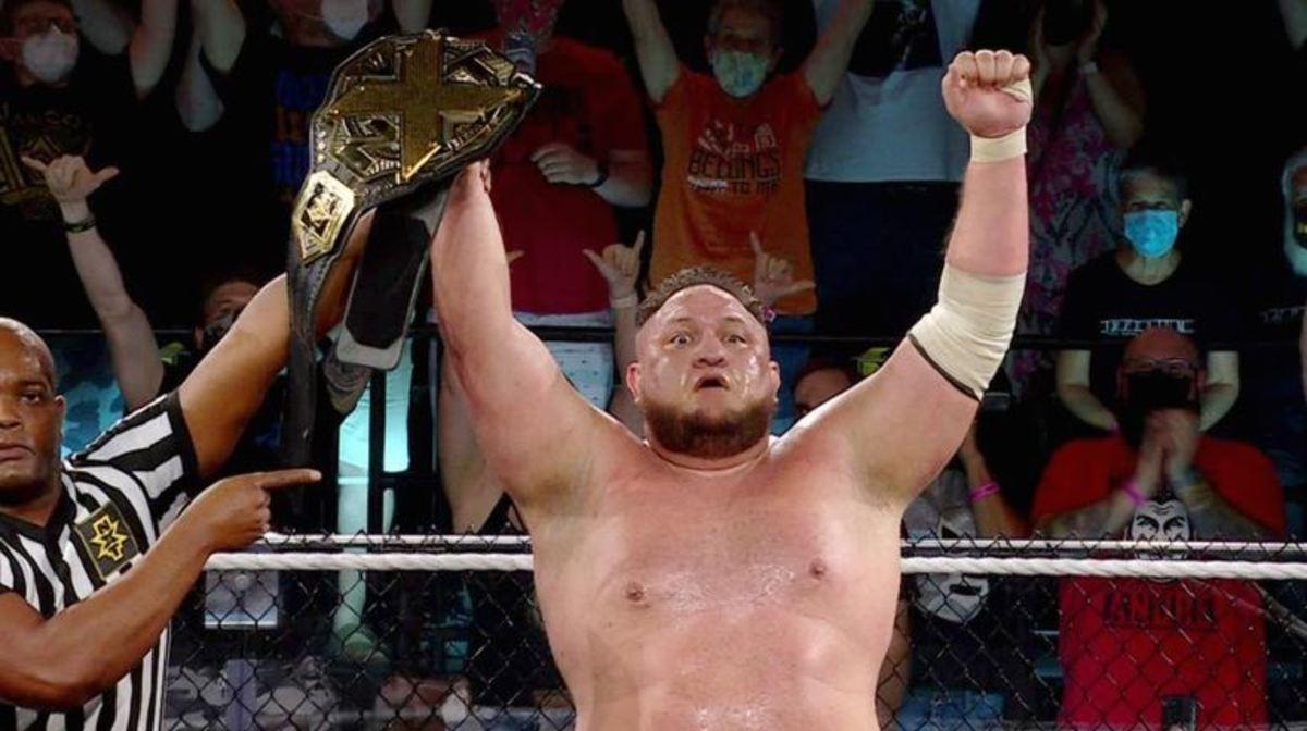 Samoa Joe, Ilja Dragunov pick up wins at entertaining NXT TakeOver 36 -  Sports Illustrated
