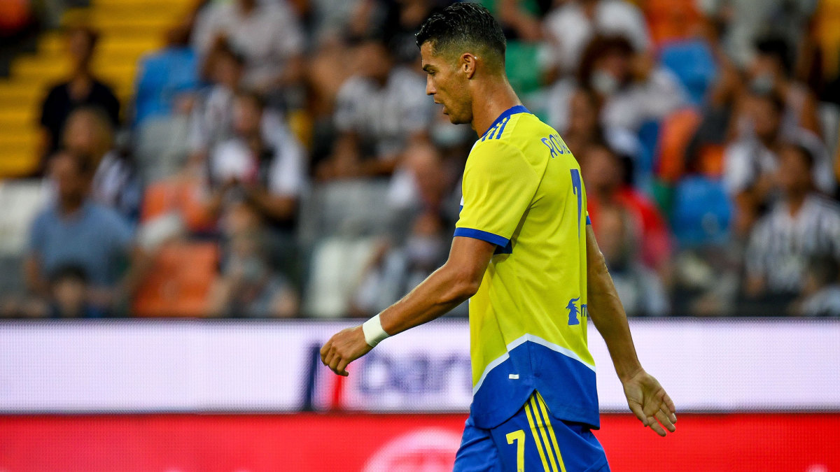 Cristiano Ronaldo reportedly wants out at Juventus