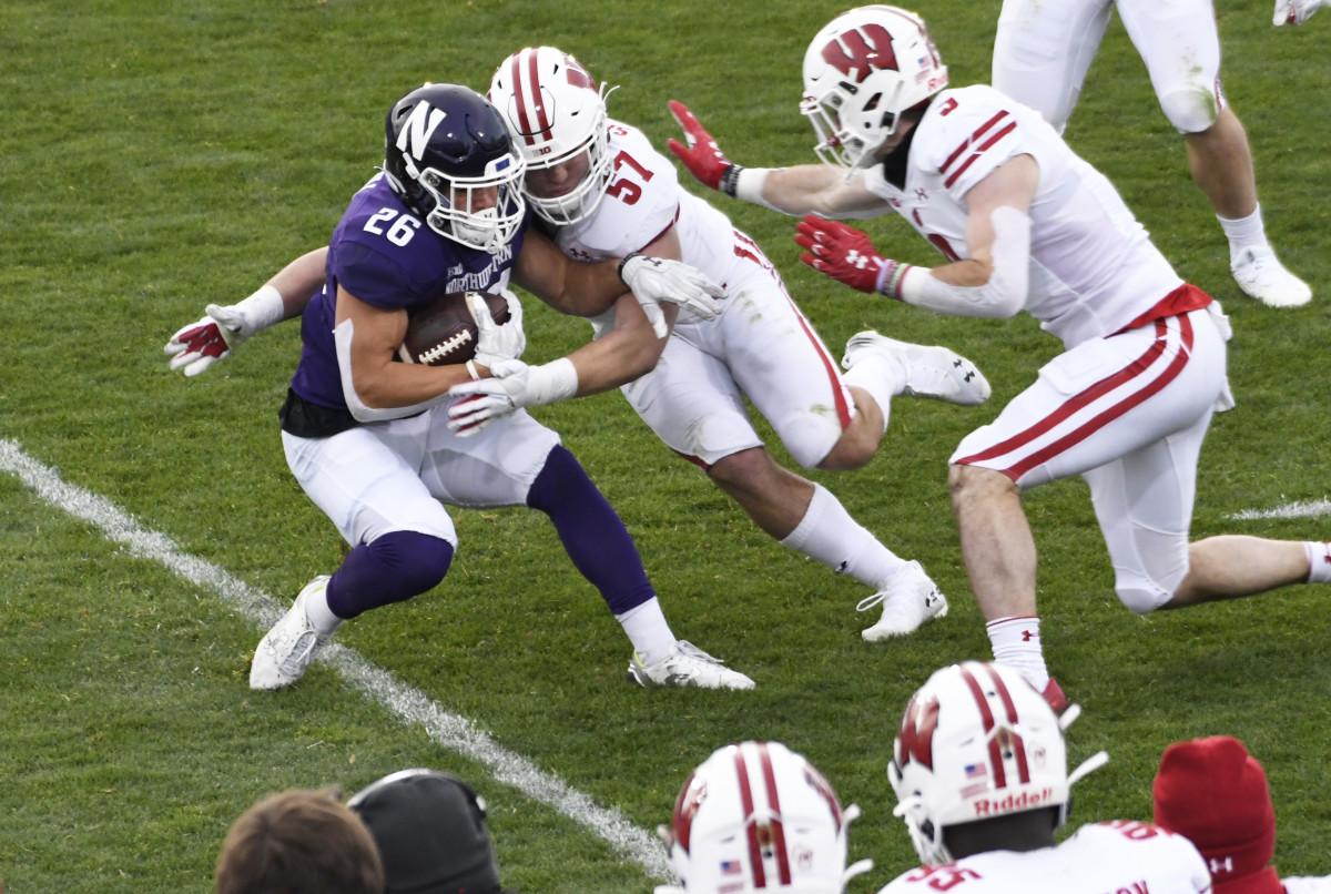 Jack Sanborn, Linebacker, Wisconsin