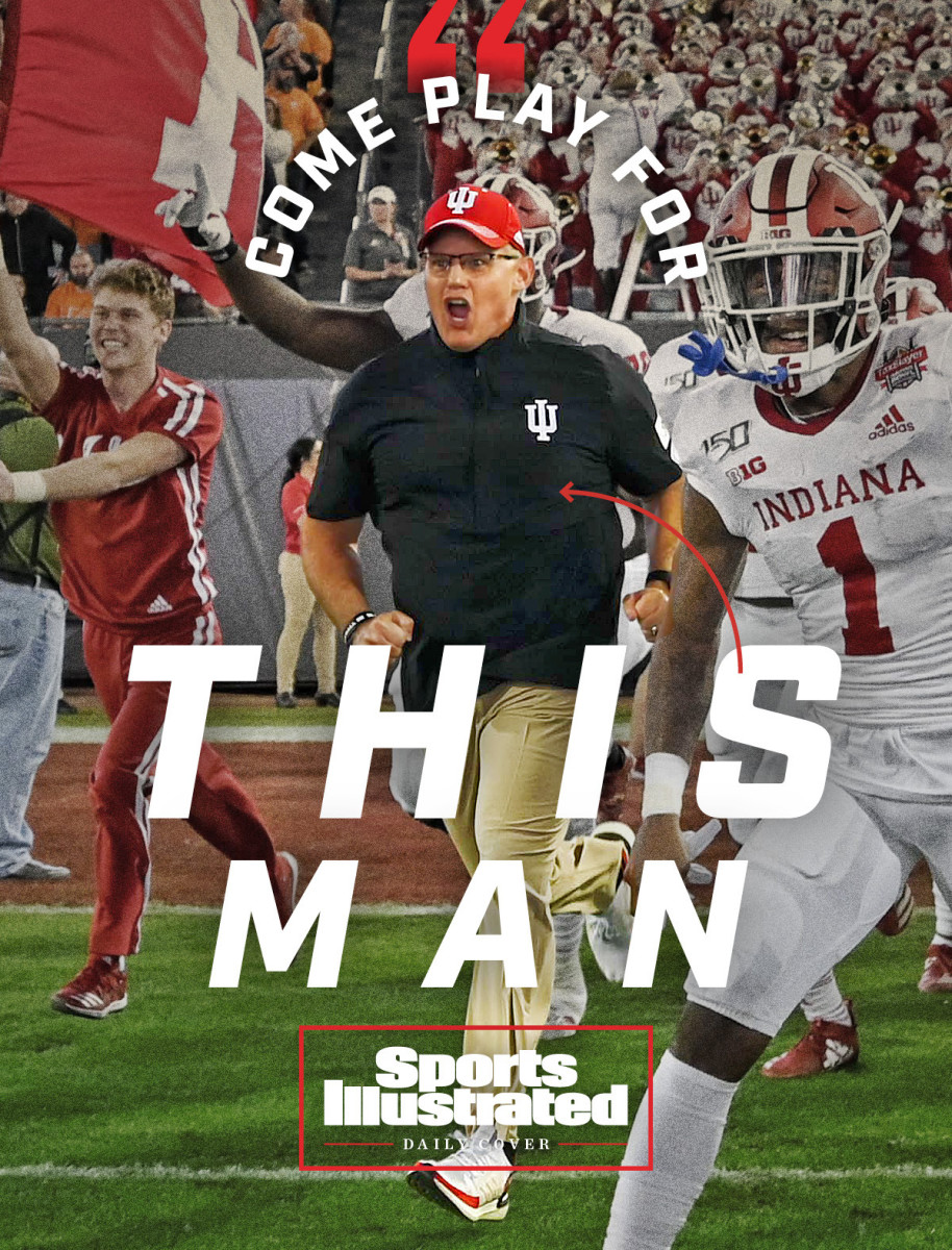 Come Play for This Man: Indiana's Tom Allen