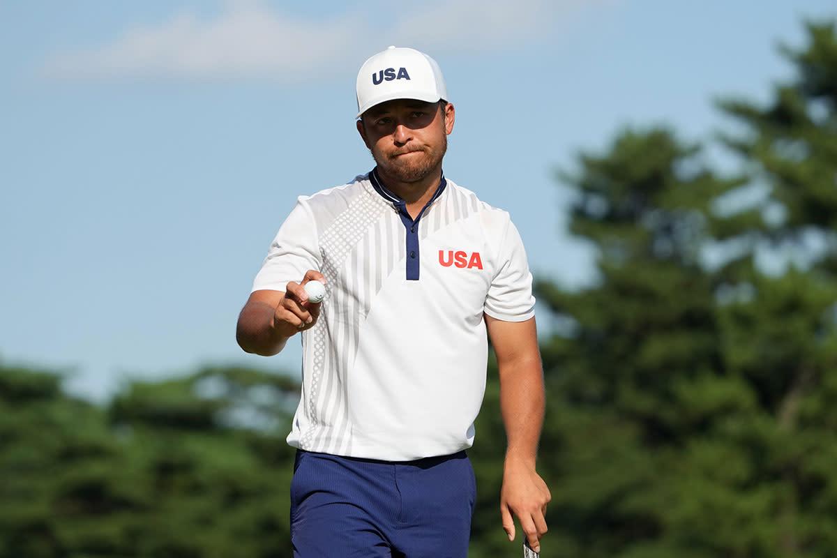 We like Xander Schauffele this week at 18-1. Photo: USA Today.