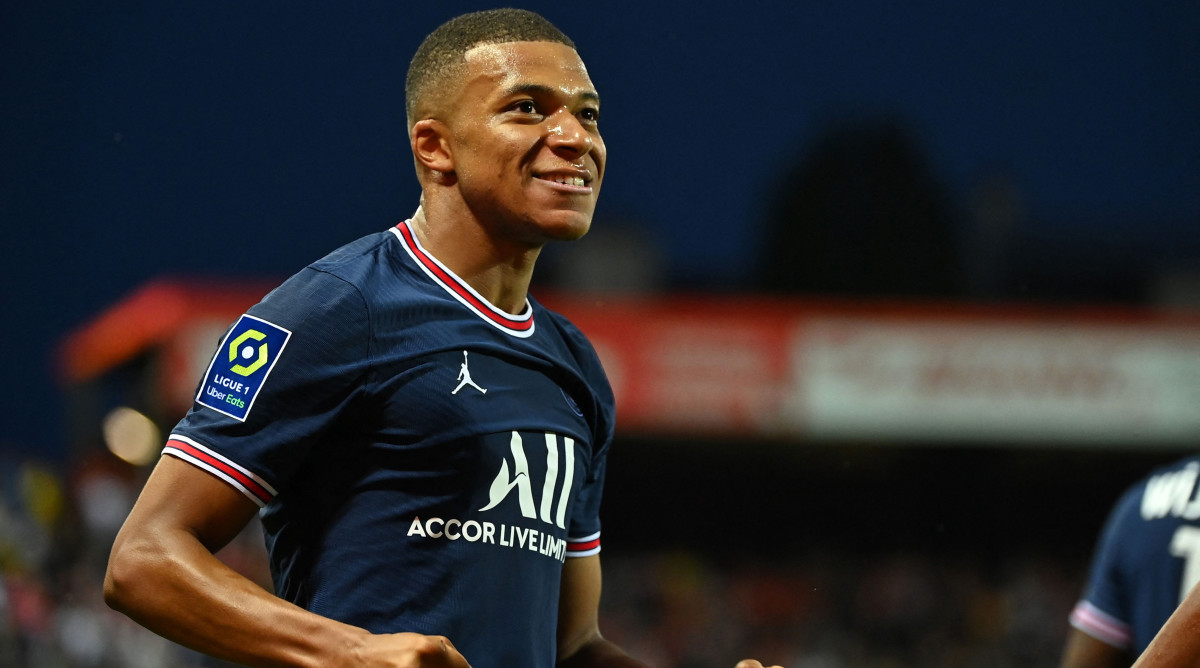 Real Madrid makes a $188 million proposal for PSG's Kylian Mbappe.