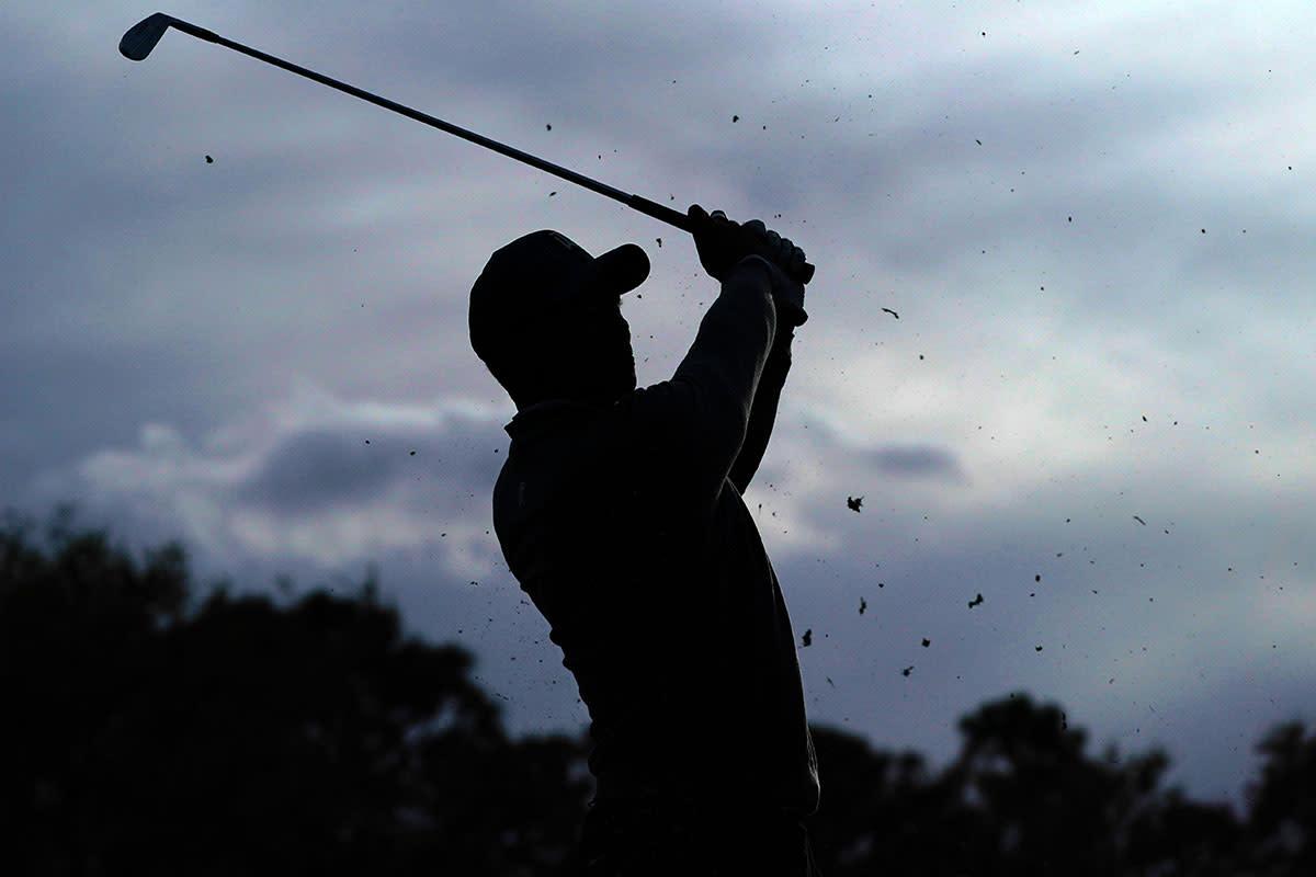 Meet Ben Par, the fictional PGA Tour player who makes par on every single hole.