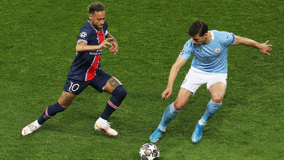 PSG and Man City will meet in the Champions League group stage
