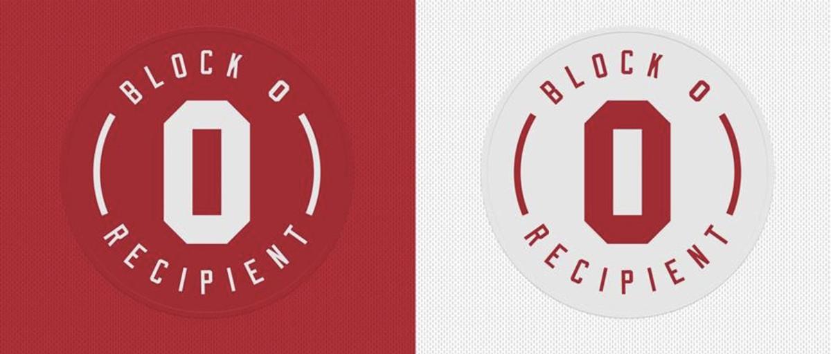 "Block ""O"" Jersey"