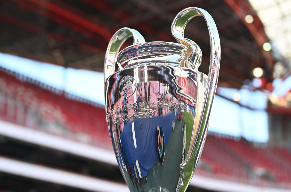 Champions League UCL Trophy
