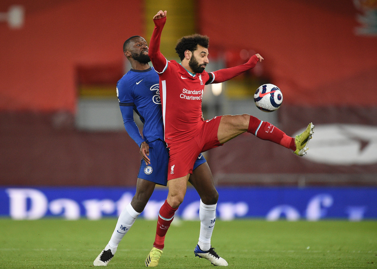 Report: Liverpool Keep Tabs On Chelsea's Antonio Rudiger As Jurgen Klopp Looks To Add To Ibrahima Konate Signing - Sports Illust