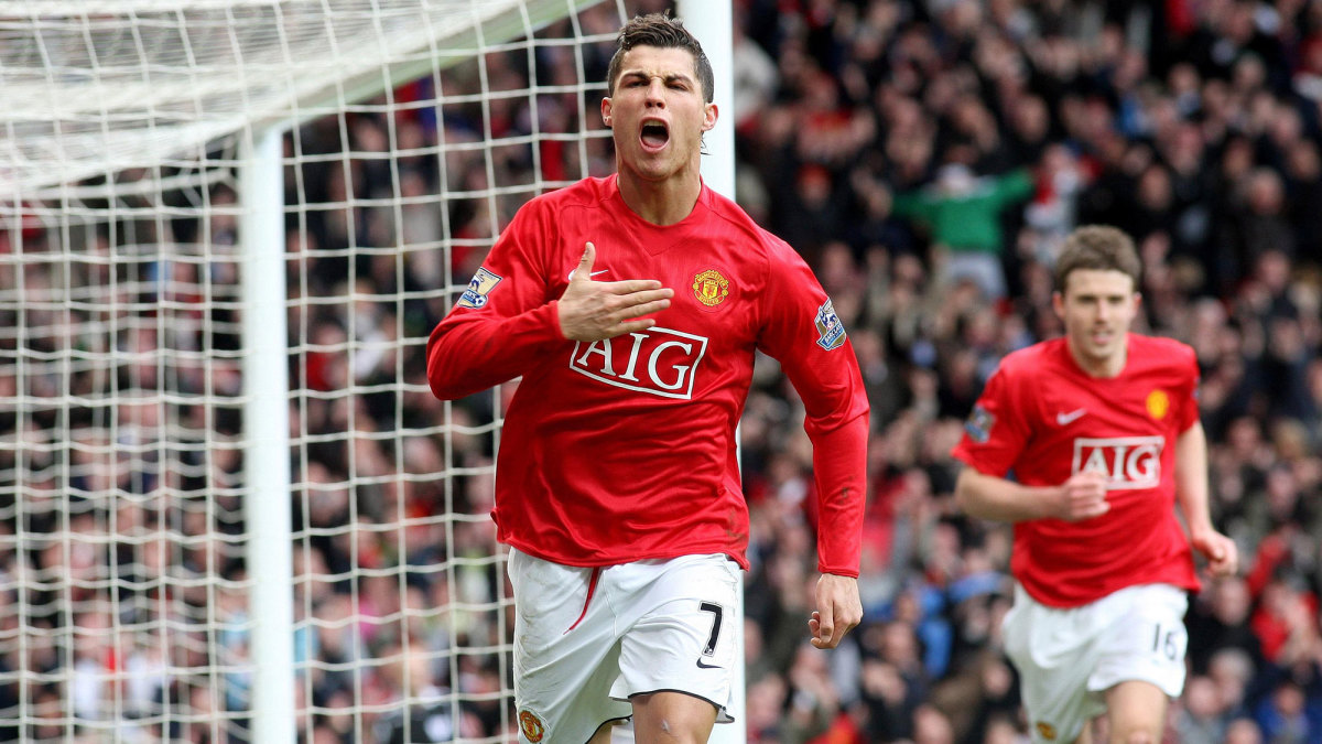Cristiano Ronaldo is back with Manchester United