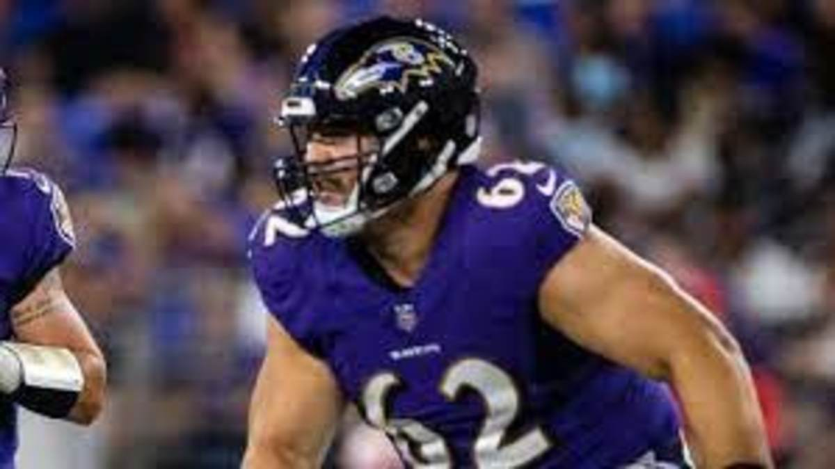 Report: Ravens Trade Offensive Lineman Greg Mancz to Dolphins - Sports Illustrated