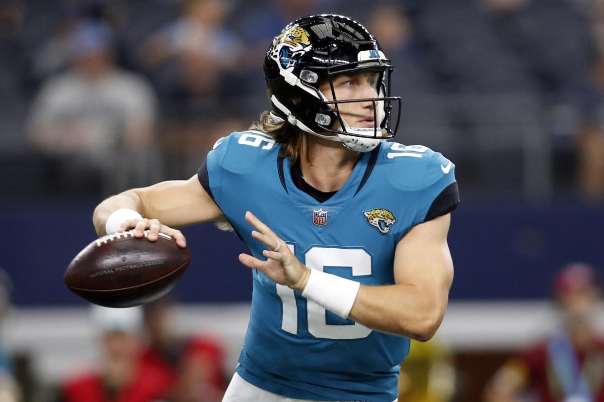 Jacksonville Jaguars Trevor Lawrence