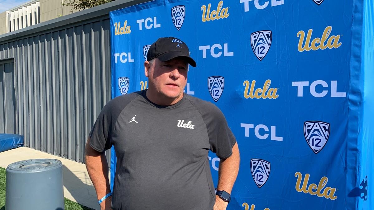 WATCH: Chip Kelly talks LSU's difficult week, enjoyability of veteran roster
