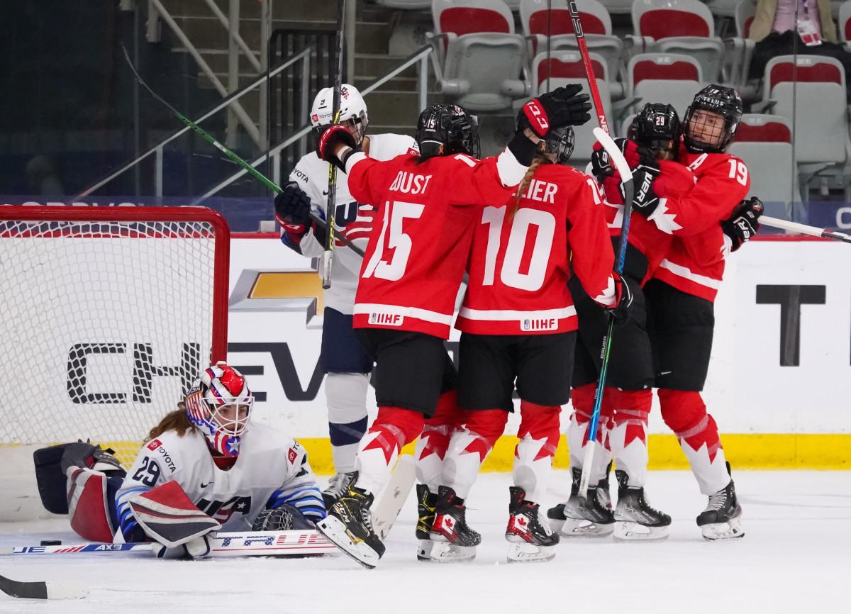 Canada wins 2021 gold