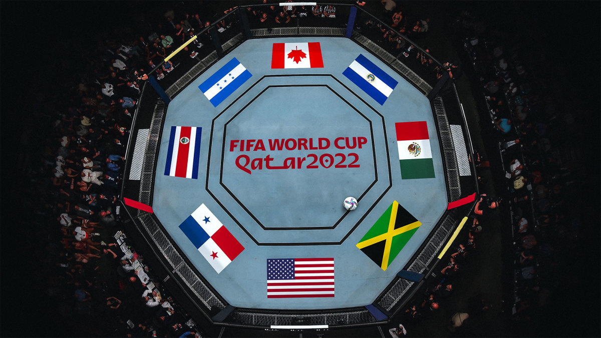 Concacaf's World Cup qualifying Octagonal