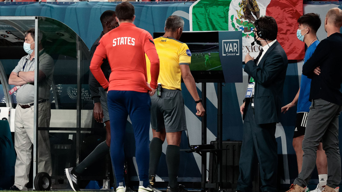 Concacaf won't have VAR in World Cup qualifying